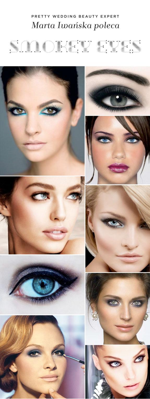Beauty Expert, Smoky Eyes, Style w Makijażu, Marta Iwańska