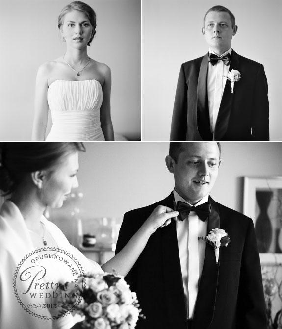 Czarno Białe Zdjęcia z Kliszy, Piękne Analogowe Zdjęcia Ślubne