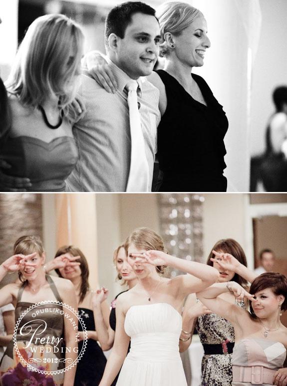 Tańce i Zabawy Weselne, Bawiący się goście weselni
