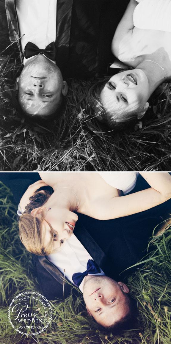 Pomysły Na Plenerowe Zdjęcia Ślubne, Zdjęcia na Trawie