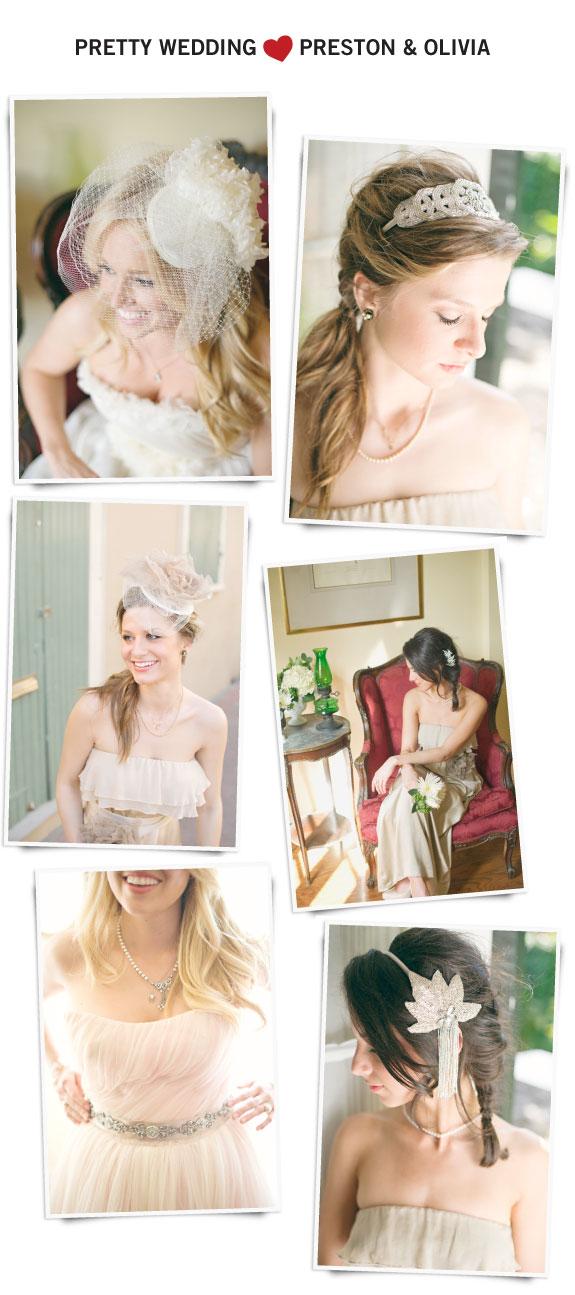 Opaski Ślubne, Pasy i Podwiązki Preston & Olivia