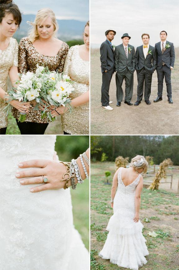 Własnoręcznie robione dodatki na wesele
