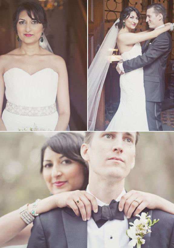Ślub w Czerni i Bieli z dodatkiem Brokatu