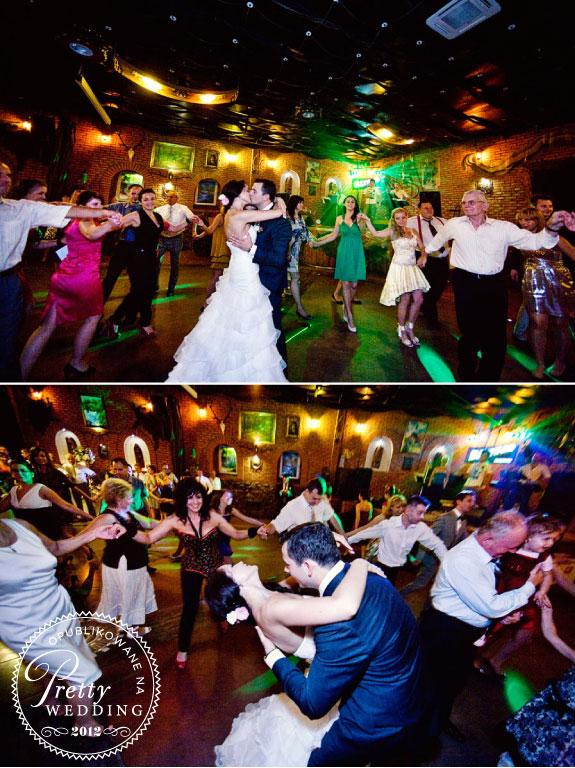 Taniec i zabawy weselne