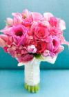 Bukiety Ślubne w Odcieniach Różu