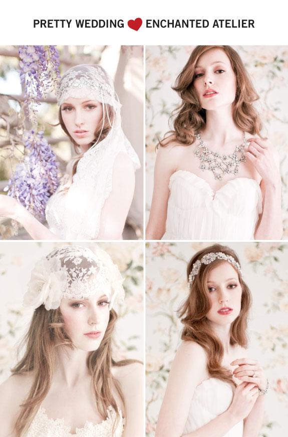 Piękne i Eleganckie Akcesoria Ślubne dla Pań Młodych