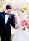 Letni Ślub na Rancho w Santa Fe