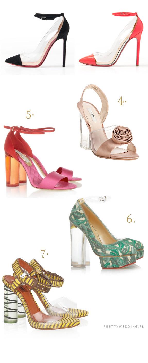 Pomysł na buty ślubne