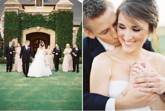 Zdjęcia z wesela w plenerze