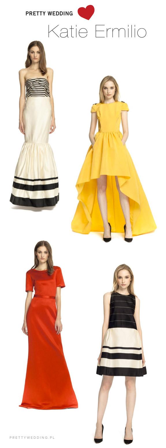 Suknie z kolekcji wiosna 2013