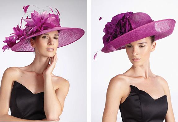 Niebanalne kapelusze i nakrycia głowy na ślub