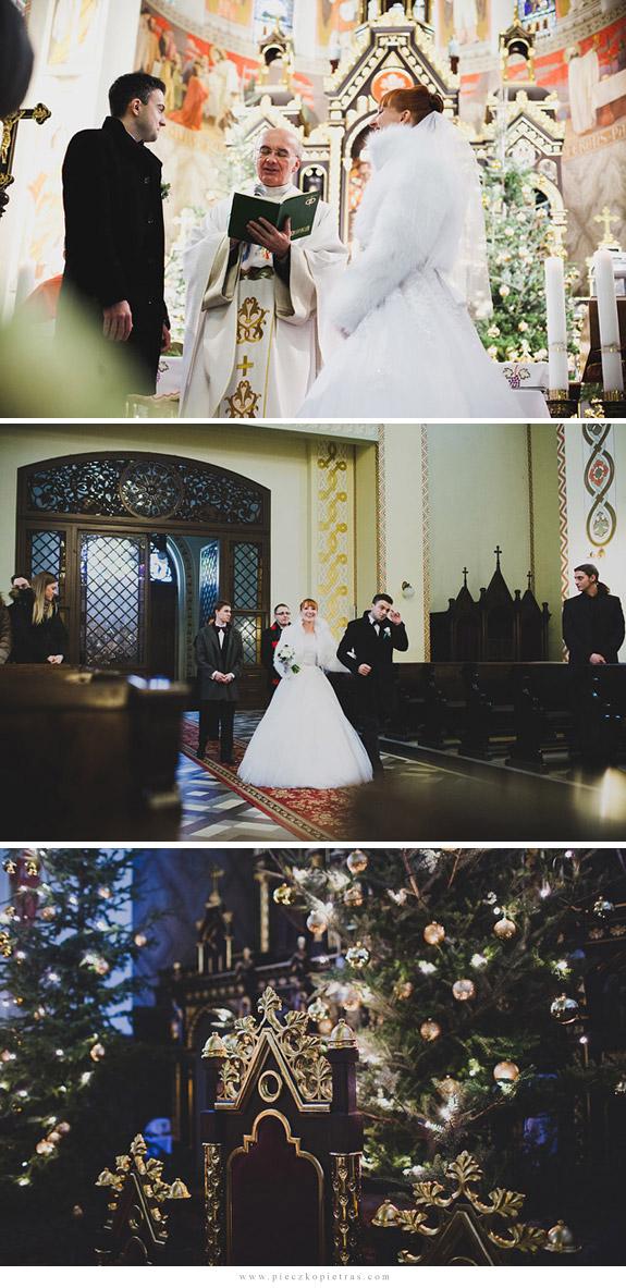 Piękny i stylowy ślub Karoliny i Leszka
