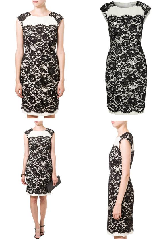 Sukienka firmy LK Bennett LAVINIE - Sukienka etui