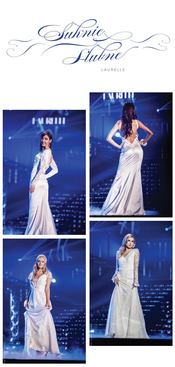 Suknie Ślubne Laurelle Kolekcja 2014