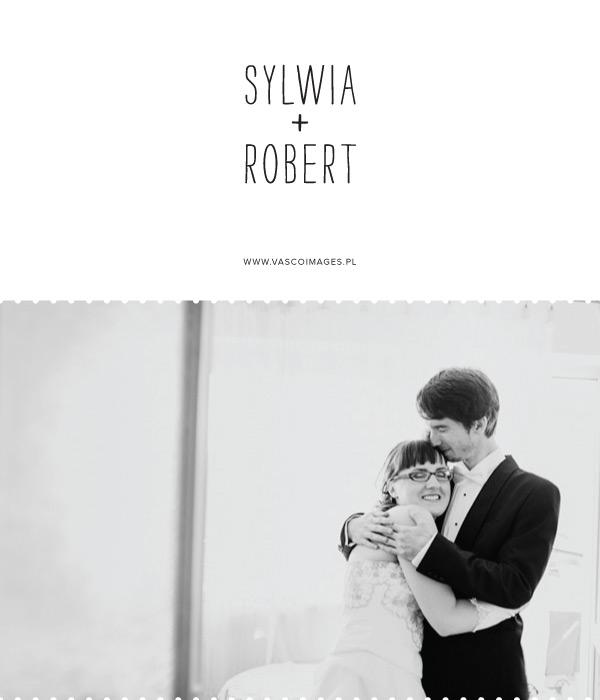 Sylwia i Robert - reportaż ślubny