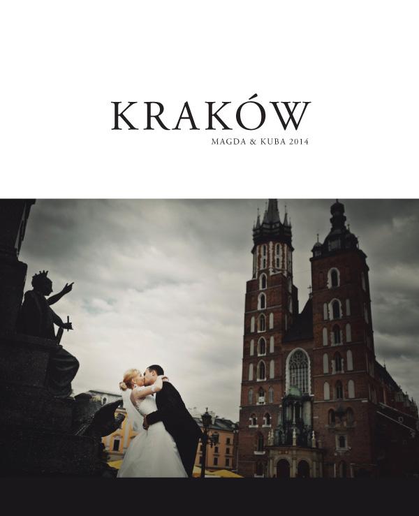 Plener ślubny na krakowskiej starówce