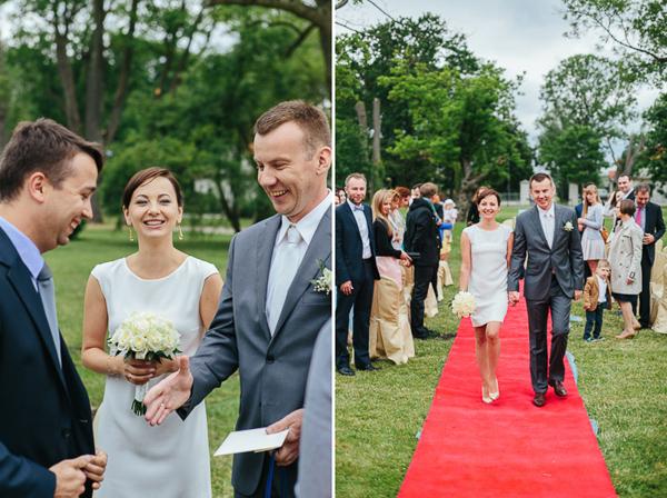 Ślub na czerwonym dywanie