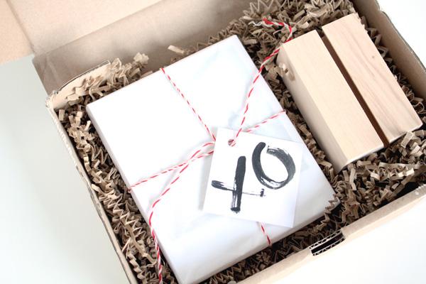 XO zawieszka  na prezenty
